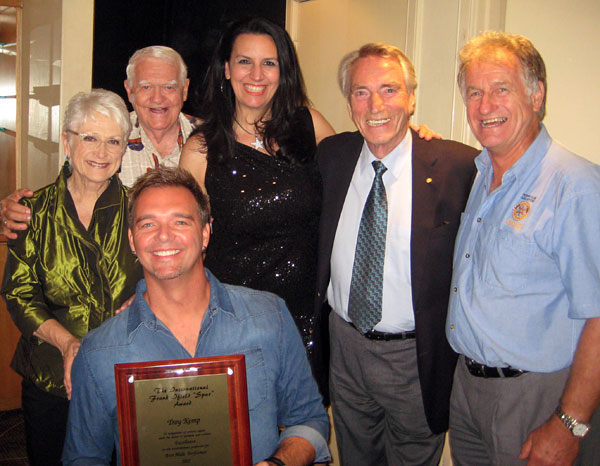 EMMA HANNAH, KENNY KITCHING, TROY KEMP, NICKI GILLIS, FRANK IFIELD, RICHARD YOUNG