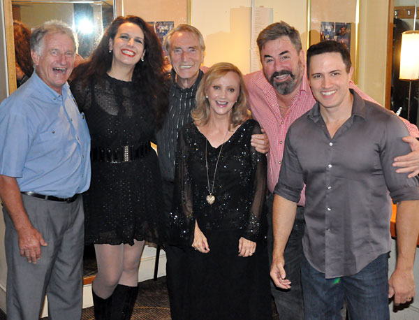 RICHARD, NICKI, FRANK, DONNA, STEVE, JOHN