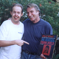 Bob Howe and Frank Ifield with the Jolly What! LP