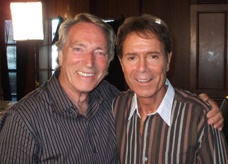 Frank Ifield and Cliff Richard 2010