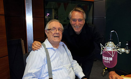 Ed Doolan and Frank Ifield