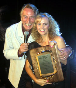 FRANK IFIELD and DONNA BOYD
