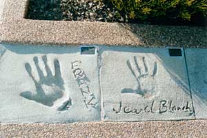 Hand of Fame