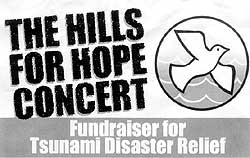 The Hills For Hope Concert