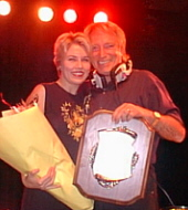 Melinda Schneider and Frank Ifield