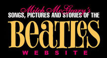 Songs, Pictures and Stories of The Beatles logo