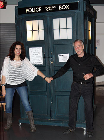 Nicki, Frank and the Tardis
