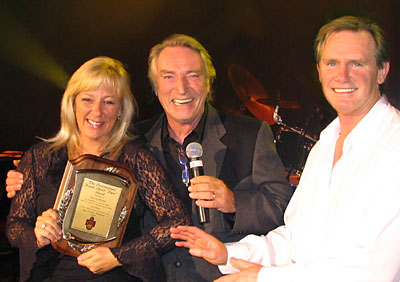 STACEY MORRIS, FRANK IFIELD, GRAHAM G.TOOLE